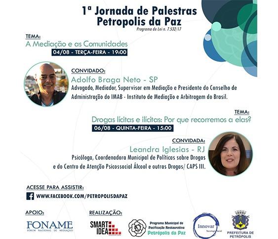1ª JORNADA DE PALESTRAS PETRÓPOLIS DA PAZ_00