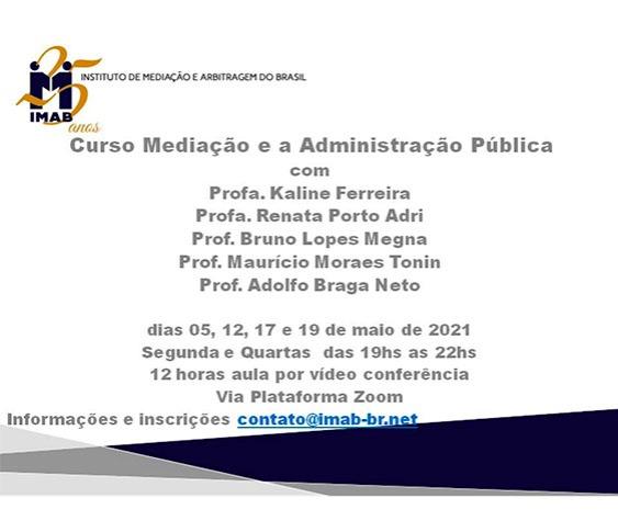 CURSO DE MEDIAÇÃO E A ADMINISTRAÇÃO PÚBLICA_00