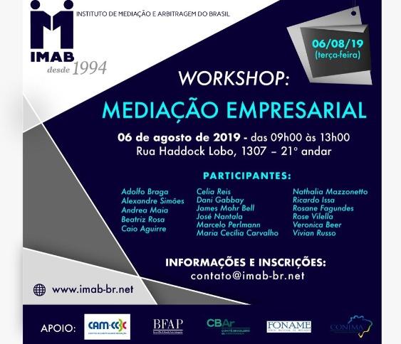 WORKSHOP: MEDIAÇÃO EMPRESARIAL_00