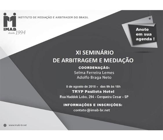 XI seminário de Arbitragem e Mediação_00